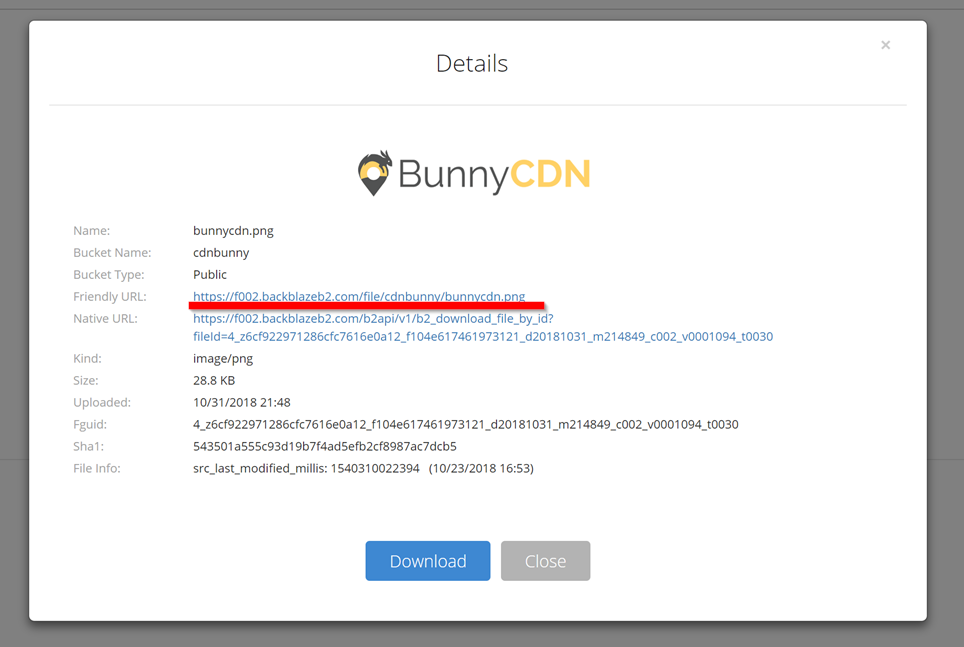 How to speed up your BackBlaze B2 file delivery with BunnyCDN
